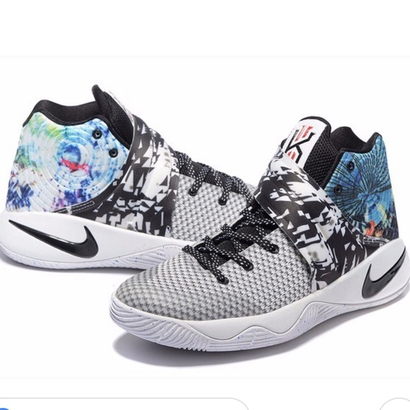 the best attitude 56f17 c111f NIKE KYRIE 2 Irving Effect Basketball Sneakers 7